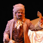Basilio in Le nozze di Figaro - Center Stage Opera (2009)