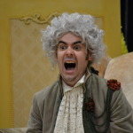 Mr. Mozart in Mozart's Opera Tales - Los Angeles Opera: Community & Education (2014)
