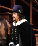 Caius in Falstaff - Opera San Jose (2013)